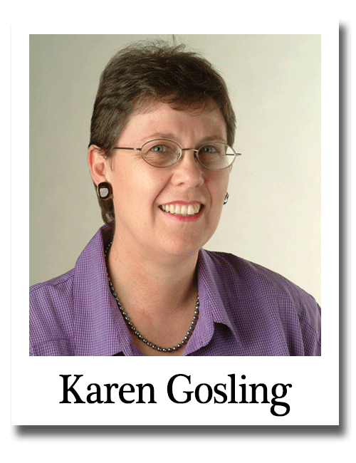 Meet Therapist Karen Gosling