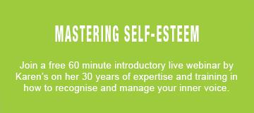mastering self esteem