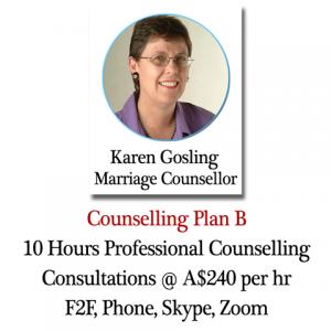 karen gosling counselling plan b