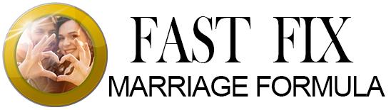 fast fix marriage formula