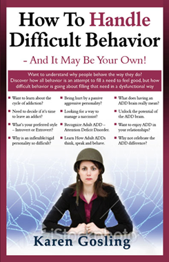 how to handle difficult behaviour ebook